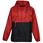 Harriton Packable Nylon Jacket - Embroidered