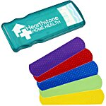Kidz Bandage Dispenser – Translucent - Colors