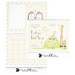 Baby's First Year Calendar - English