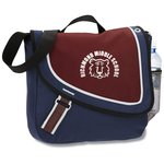 A Step Ahead Messenger Bag - Exclusive Color - 24 hr