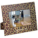 Paper Photo Frame - Leopard