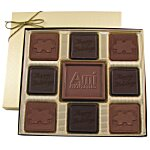 Centerpiece Chocolates - 6 oz. - Thank You & Puzzle Piece