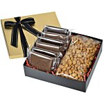 Premium Confection w/Cookies - Honey Roasted Peanuts