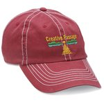 Retro Cap - Embroidered - Closeout Colors