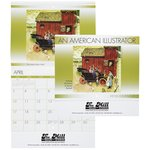 An American Illustrator 2016 Calendar - Stapled - Closeout
