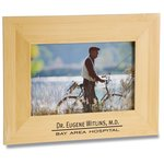"4""x 6"" Bamboo Picture Frame"