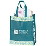 Jumbo PET Grocery Tote