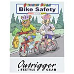 Bike Safety Sticker Book