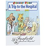 A Trip To The Hospital Sticker Book