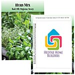 Standard Series Seed Packet - Herb Mix