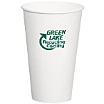 Compostable Solid Cup - 16 oz. - Low Qty