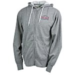 Independent Trading Co. Unisex Full-Zip Hooded Sweatshirt  - Embroidered