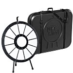 Prize Wheel w/Hard Carry Case