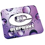 Mouse Pad with Antimicrobial Additive - Rectangle
