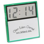 Framed Digital Clock - Closeout