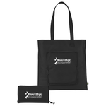 Polypropylene Foldable Tote - 24 hr
