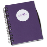 Frame Circle Hard Cover Notebook