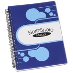 Paint Splash Notebook