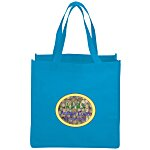 "Celebration Shopping Tote Bag - 13"" x 13"" - Full Color"