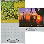 Inspirational Calendar - Stapled - 24hr
