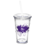 Spirit Tumbler - 16 oz. - Burst