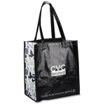 Expressions Grocery Tote - Black