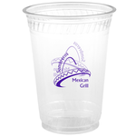 Compostable Clear Cup - 10 oz.