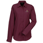 Broadcloth Value Shirt - Ladies' - 24 hr