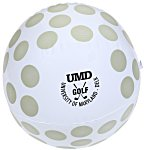 Sport Beach Ball - Golf Ball