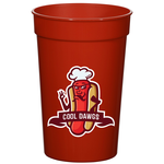 Full Color Stadium Cup - 17 oz.