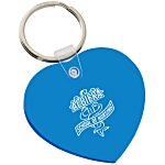 Heart Soft Keychain - Translucent