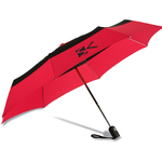 totes Auto Open/Close Colorblock Umbrella