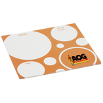 Bic Note Paper Mouse Pad - Bubbles - 25 Sheet