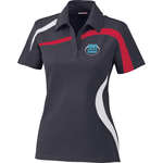 North End Sport Colorblock Polo - Ladies'