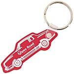 Car Soft Key Tag - Translucent
