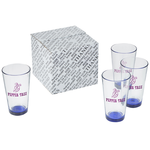 Pint Glass Set – 16 oz. – Bottom Color