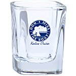 Square Shot Glass - 2 oz.