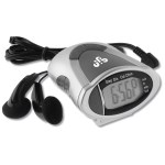 Step-n-Tune Pedometer Radio - Opaque - Closeout