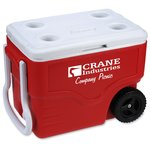 Coleman 40-Quart Wheeled Cooler