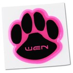 Reflective Sticker - Paw - 2