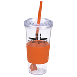 Revolution Tumbler with Straw - 24 oz. - 24 hr