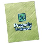 Economy Print FastFolders - Full Color