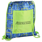 Printed Insulated Sportpack - Squares