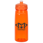 PolySure Grip 'N Sip Water Bottle - 24 oz.