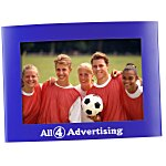 "4"" x 6"" Curve Photo Frame - 24 hr"