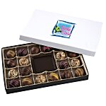 Truffles & Chocolate Bar - 20 Pieces - Full Color