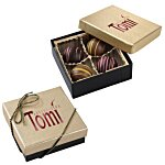 Truffles - 4 Pieces - Gold Box