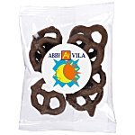 Tasty Bites - Mini Milk Chocolate Pretzels