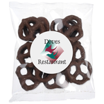 Tasty Treats - Mini Milk Chocolate Pretzels