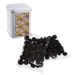 Canister Tin - Dark Chocolate Espresso Beans